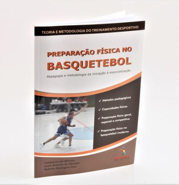 Imagem de Livro Preparação Física no Basquetebol