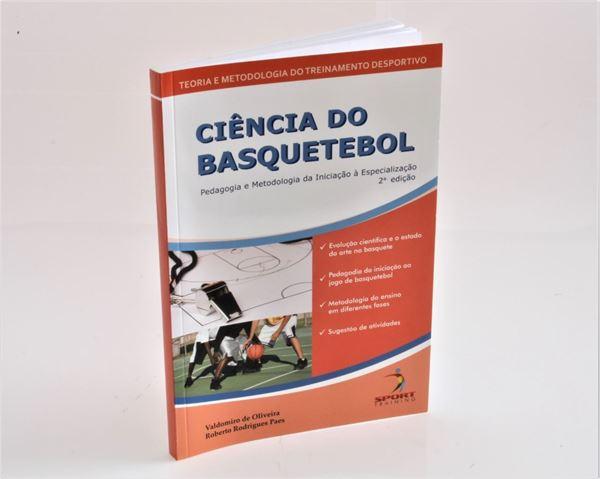 Imagem de Livro Ciência do Basquetebol