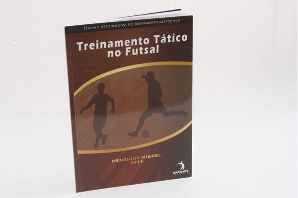 Imagem de Livro Treinamento Tático no Futebol