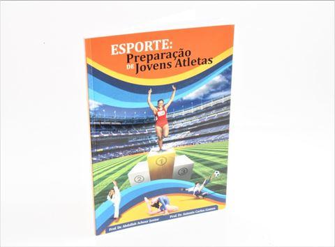 Imagem de Livro Esporte Preparação de Jovens Atletas