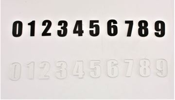 Imagem de Número Para Identificação De Equipamento